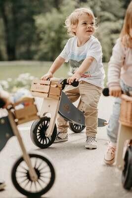 Crate Bike Basket - Natural