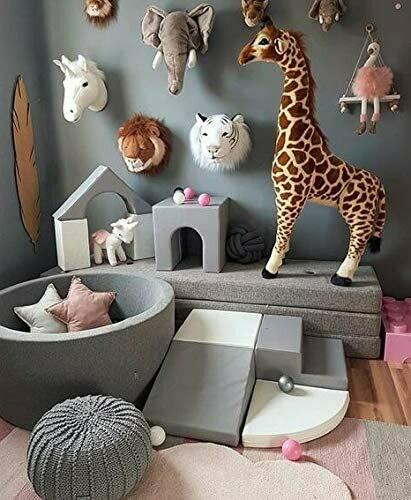 Soft Foam Play Set - 4 Piece