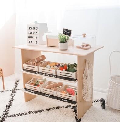 Single Basic Shop/Market