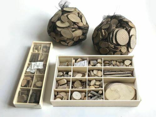 Nature DIY - Wood Art & Craft Set