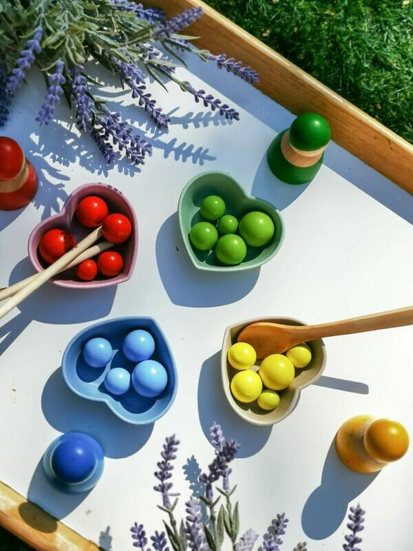 Montessori Counting & Sorting Set
