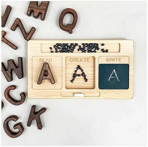 Wooden Learning Board