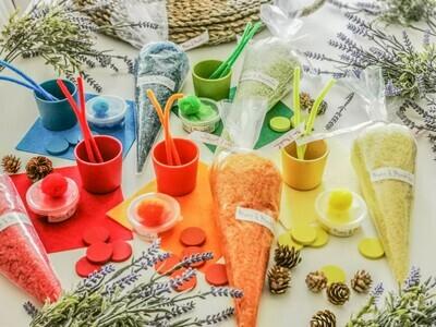 Colour Matching Sensory Kit