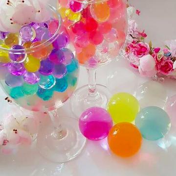 Sensory Rainbow Water Beads - XL