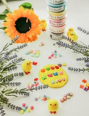 Decorate your Egg Sensory Play Set