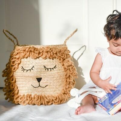 Simba The Lion- Caramel