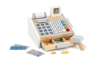 Scandi Style Cash Register