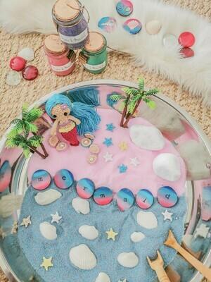 Mermaid Queen Sensory Play Kit