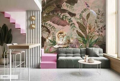 Wallpaper - Amazon Collection: Lion's Mane