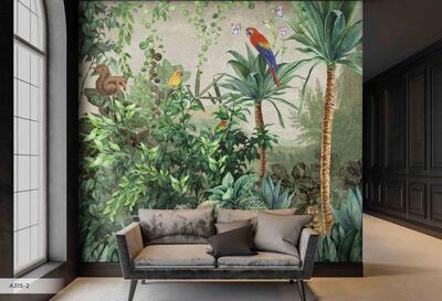 Wallpaper - Amazon Collection: Parrots World