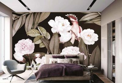 Wallpaper - Amazon Collection: White Flower