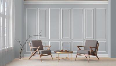Wallpaper - Moulding: Symmetric Corners