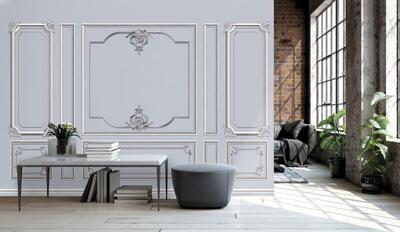 Wallpaper - Moulding: Historic Moments