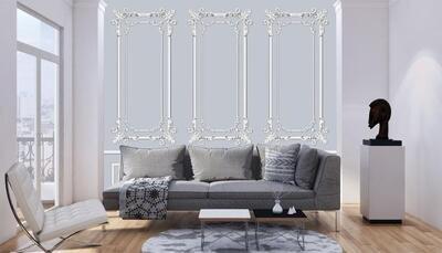Wallpaper - Moulding: Old Elegance