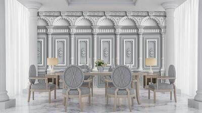 Wallpaper - Moulding : History & Tradition