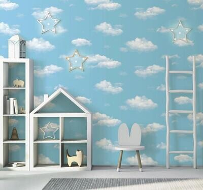 Wallpaper - Kids Collection: Cloudy Days