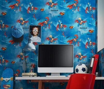 Wallpaper - Kids Collection: Superman