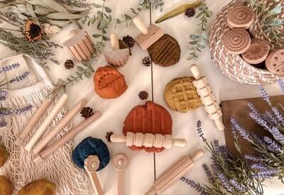 Wooden Molding Tools - 12pcs/set