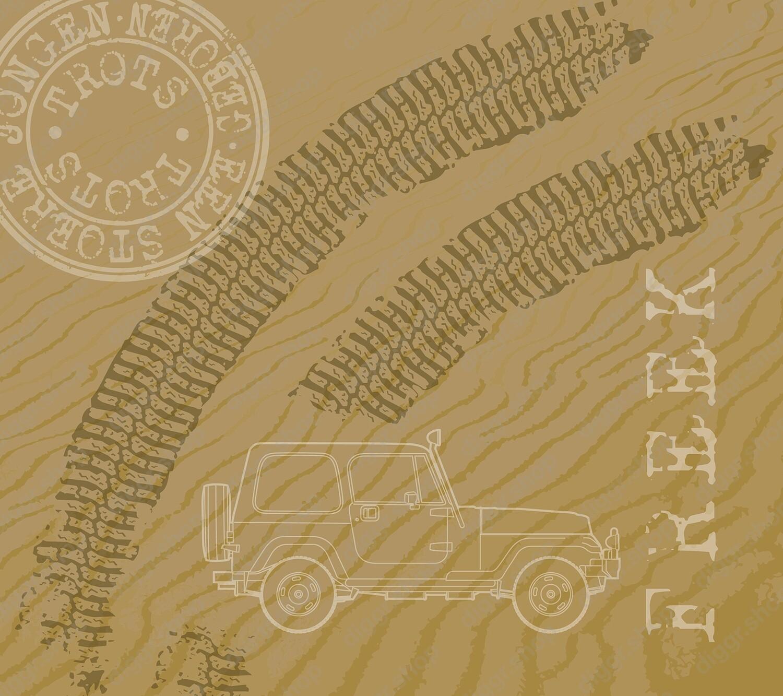 Geboortekaartje Jeep (233)