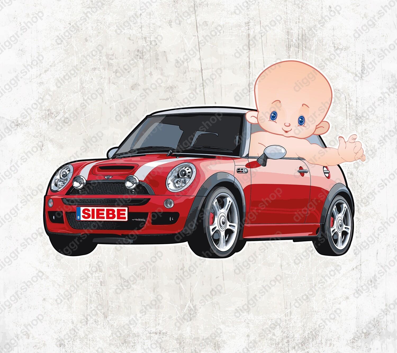 Geboortekaartje Mini One (1380)