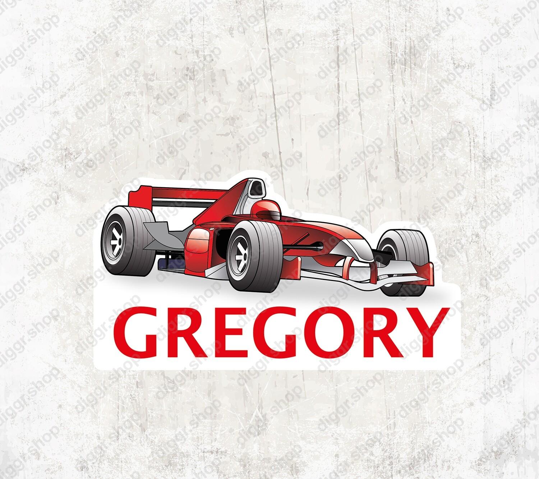 Geboortekaartje Formule 1 (2126)