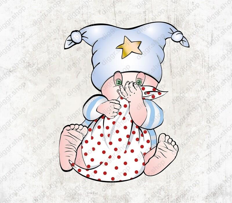 Geboortekaartje Babie (1504)