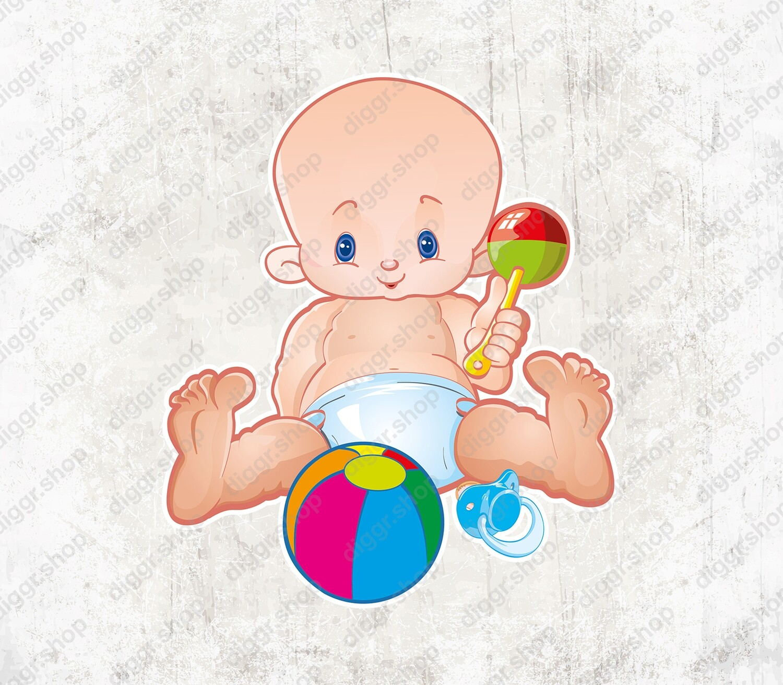 Geboortekaartje Baby (1557)