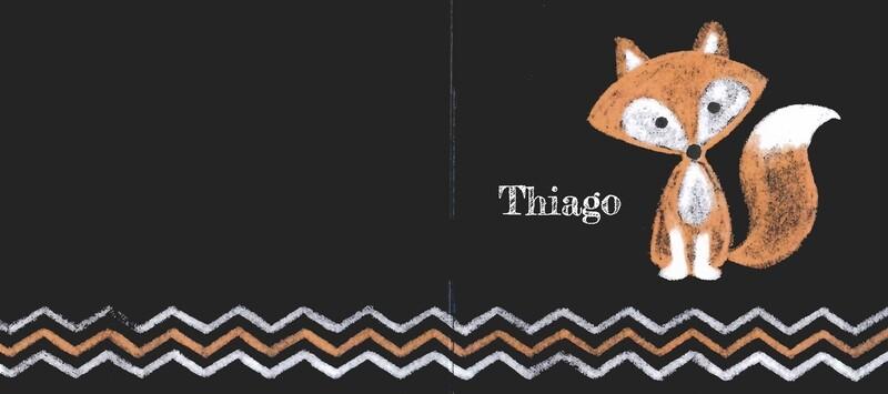 Geboortekaartje Thiago 1 (201900)