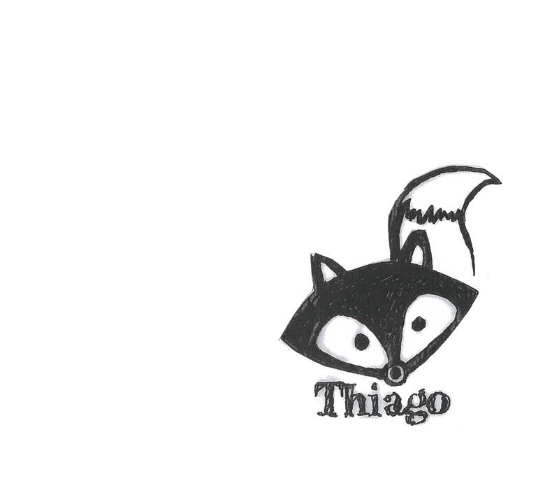 Geboortekaartje Thiago 3 (201902)