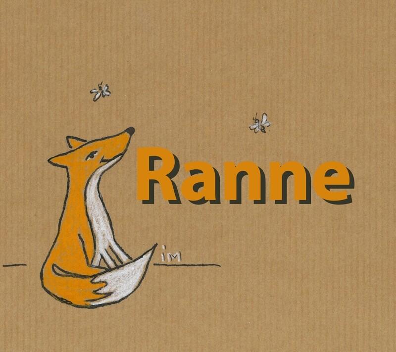 Geboortekaartje Vos Ranne (201921)