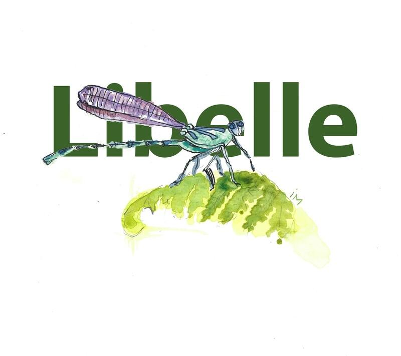 Geboortekaartje Libelle (201925)