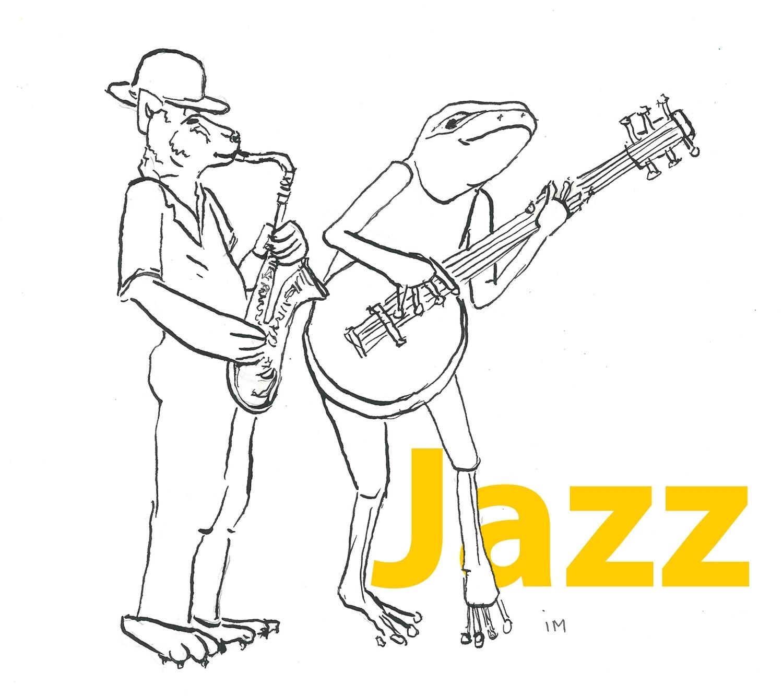 Geboortekaartje Jazz (201931)