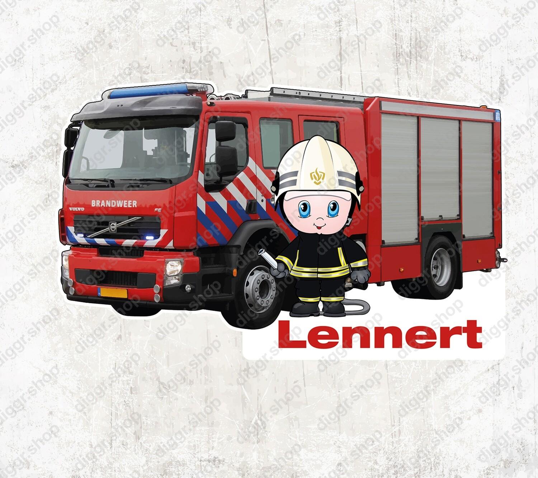 Geboortekaartje Brandweer NL (1013)