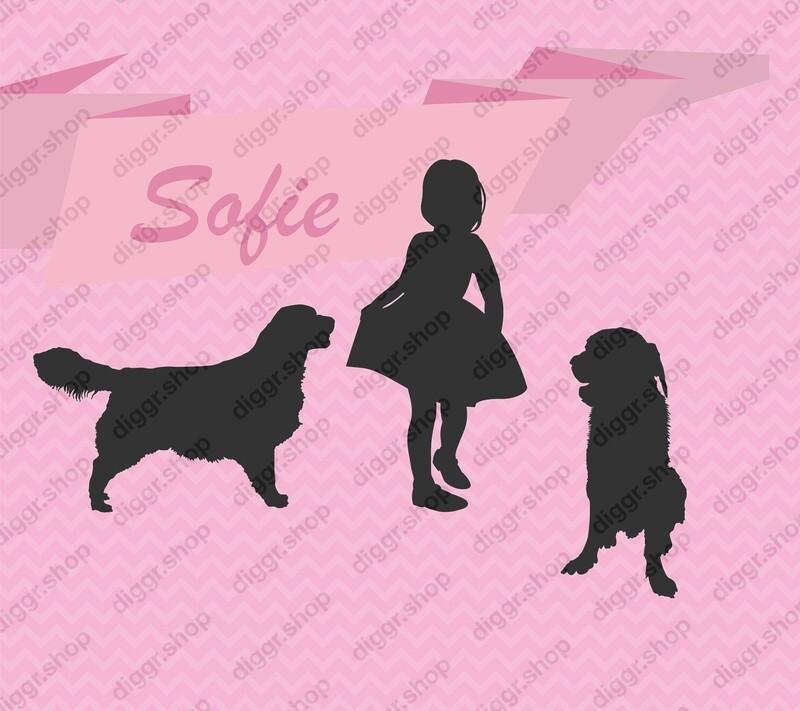 Geboortekaartje Dansen met honden (309)