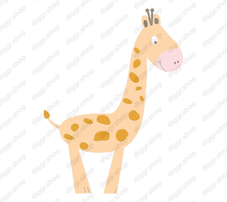 Geboortekaartje Giraf (316)