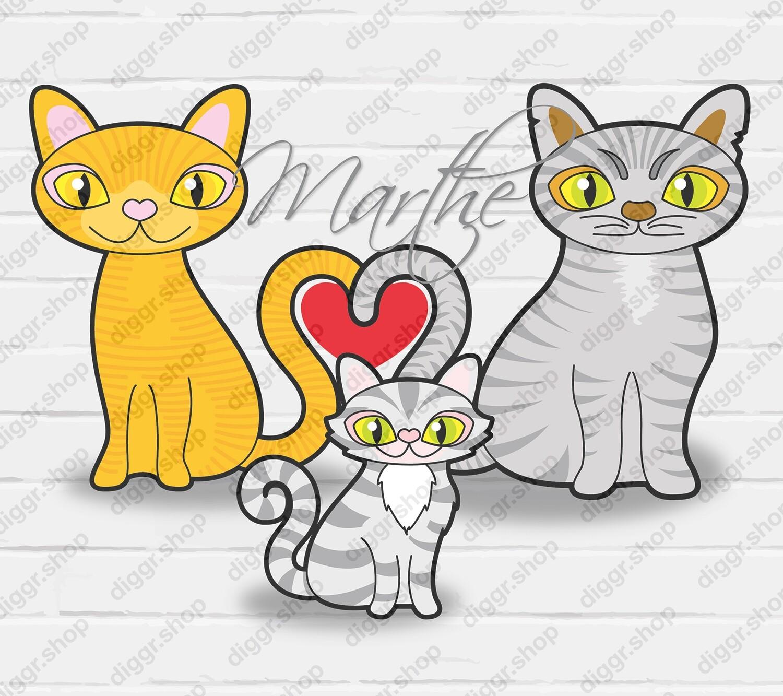 Geboortekaartje Katten 901 (336)