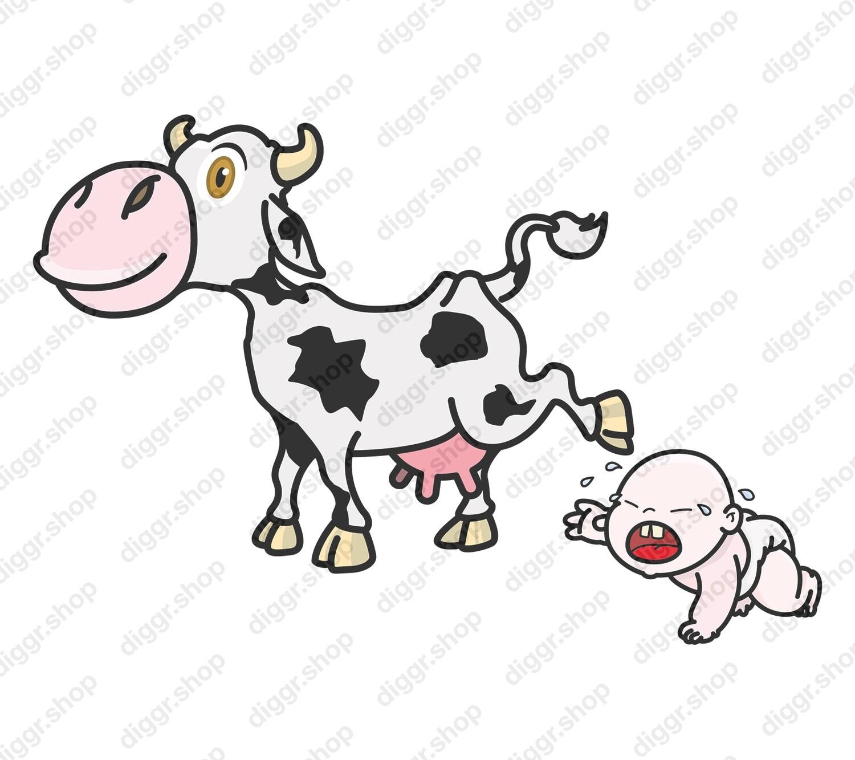 Geboortekaartje Koemelk 2 (353)