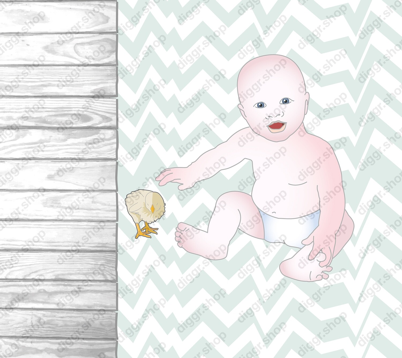 Geboortekaartje Kuikentje (384)