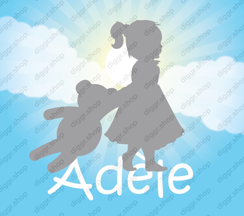 Geboortekaartje Teddybeer (427)