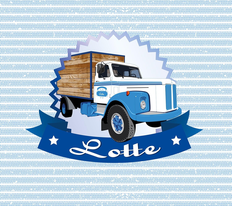 Geboortekaartje Scania (942)