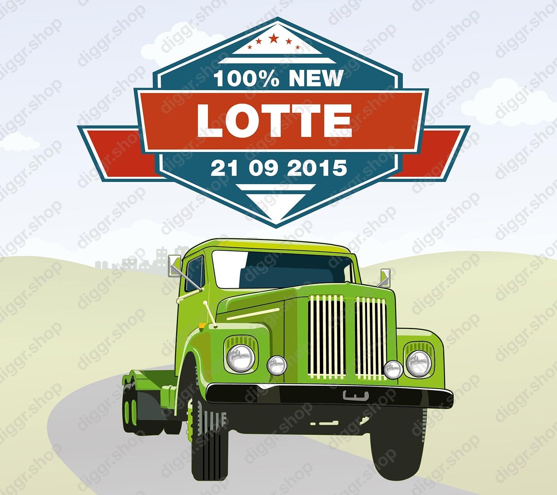 Geboortekaartje Scania vintage 2 (956)