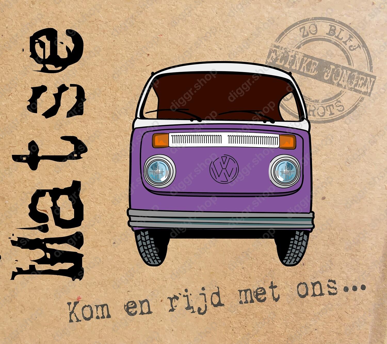 Geboortekaartje VW T2 (972)