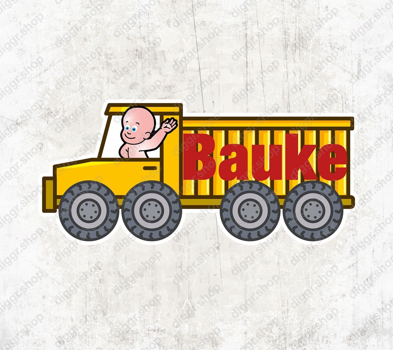 Geboortekaartje Vrachtwagen 2 (2064)