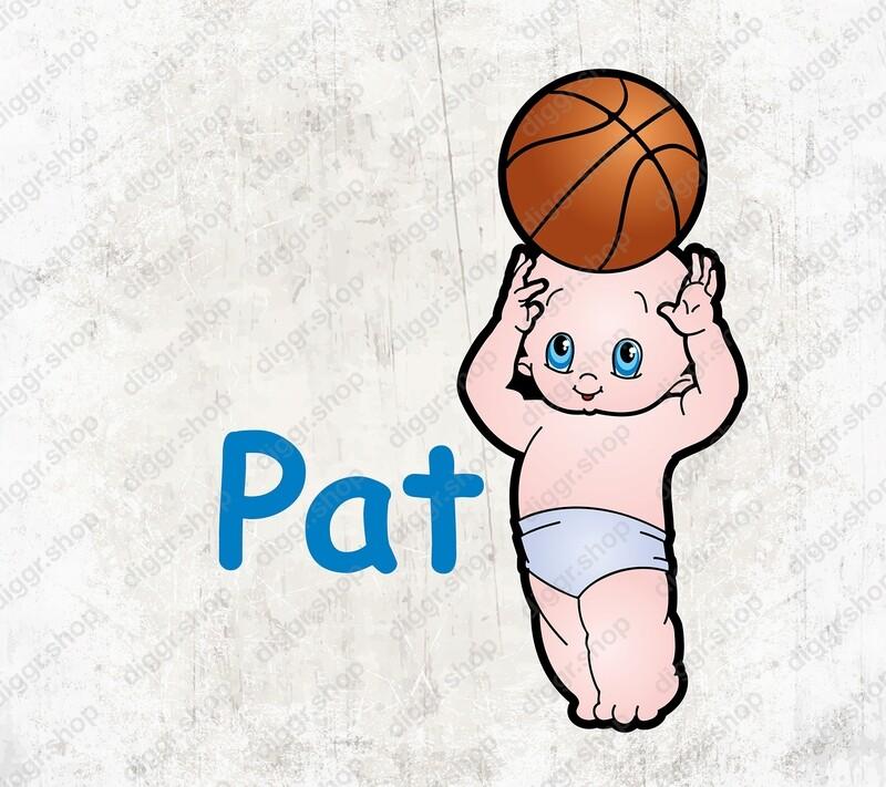 Geboortekaartje Basket (1903)