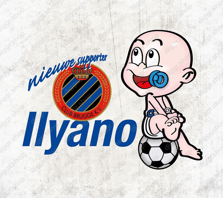 Geboortekaartje Club Brugge (1900)