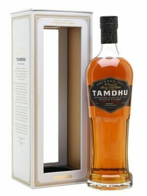 Tamdhu Cask Strenght Batch 4 58.3% 70CL