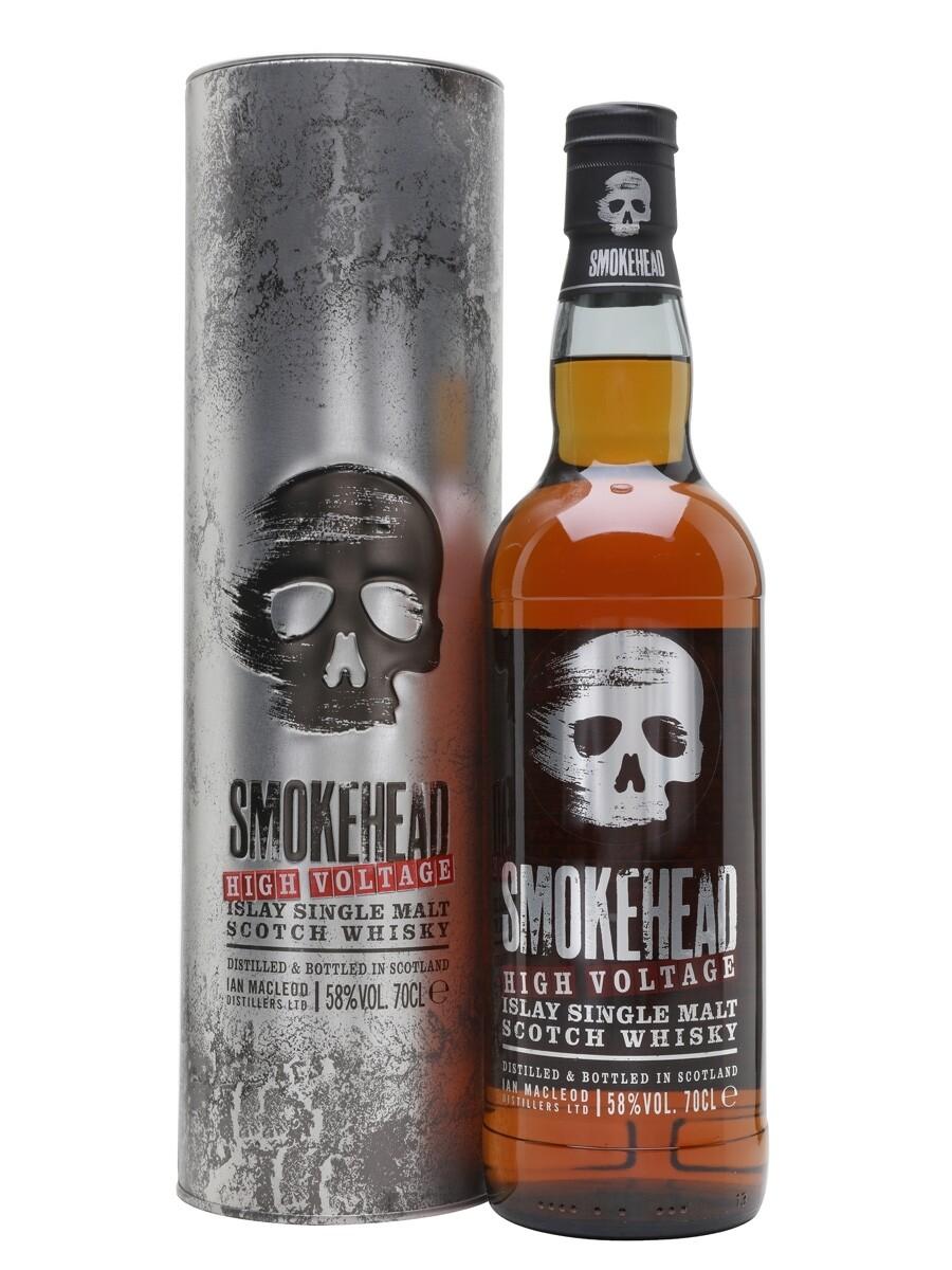 Smokehead High Voltage 58% 70CL