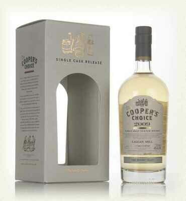 Laggan Mill 2009 Coopers Choice 52.5% 70CL
