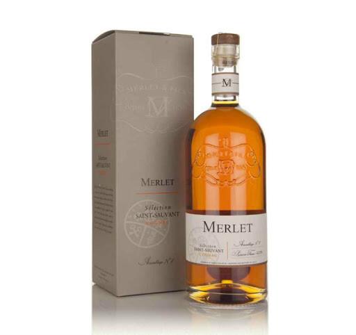 Merlet Cognac St Sauvant N°2 43.4% 70CL