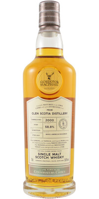 Glen Scotia Distillery 2000 59,6% 70CL